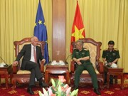 Vietnam keen to boost defence ties with EU: officer