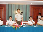 Vietnam, Singapore young military officers meet