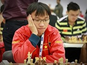 Vietnamese master wins Asian Continental Rapid Championship