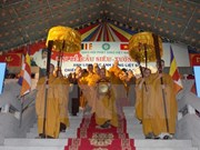 Vietnam, Laos foster Buddhist friendship