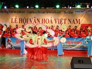 Vietnamese cultural festival opens in RoK