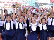 Hanoi targets safe commute for first day of school