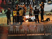 Another Bangkok bombing suspect arrested