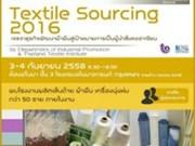 Textile Sourcing 2016 kicks off, promoting Thai entrepreneurs to ASEAN