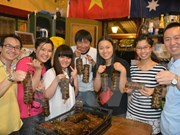 Gala heats up enthusiasm of Vietnamese students in Australia