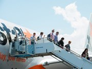 First low-cost airline provides Hanoi-Hong Kong service