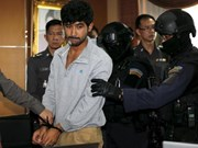 Bangkok bombing suspect admits to possession of explosives