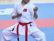 Gold for Vietnam at Asian Karatedo Championships