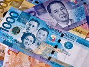 Philippines' deficit budget up to 688.96 mln USD in July