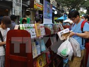 Vietnam international book exhibition opens in Hanoi