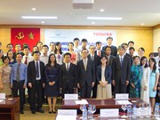 Toshiba scholarship celebrates 10th year