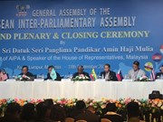 36th AIPA General Assembly winds up
