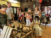 Quang Nam develops traditional craft villages