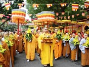 Construction of Vietnam Buddhist Academy begins in Hue