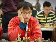 Liem, Son through to second round of World Chess Cup