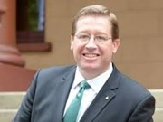 Public Security Minister holds talks with NSW Deputy Premier