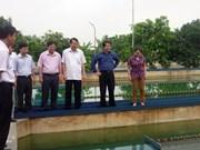 Phu Tho brings clean water to rural residents
