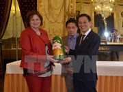 Hanoi, Swiss cities solidify connections