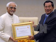 India-ASEAN ties to thrive: India Vice President