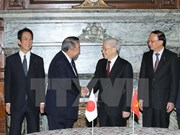 Vietnam-Japan relationship at best stage ever: senior official