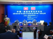 Vietnam, China work to facilitate trade, investment