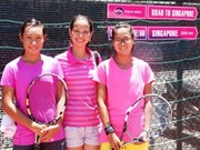 Vietnamese players to compete at Singapore WTA Future Stars