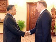 Cambodia, China bolster legislative cooperation