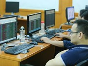 Vietnamese shares mixed; Most banks lower