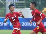 U16s in historic 18-nil AFC win