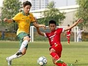 Australia defeat Vietnam to advance to finals of U16