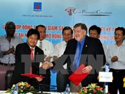 Consultancy deal on Dung Quat oil refinery expansion signed