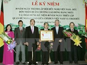 Friendship association honoured for devotion to Vietnam-Germany ties