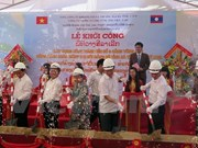 Construction begins on Vung Ang port No 3