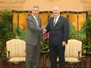 Singapore, Australia reinforce relations
