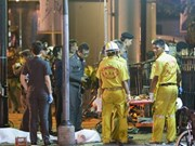 Thailand issues arrest warrant for 14th suspect in Bangkok bombings