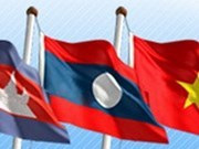 Cambodia, Laos, Vietnam hold talks on trade