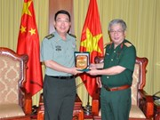 Vietnam, China armed forces called to increase trust