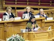 NA Vice Chairwoman addresses Asian-European Women's Forum