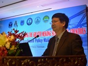 Central province holds conference on public health in GMS