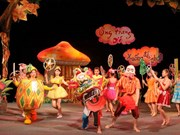 Overseas Vietnamese children enjoy Mid-Autumn festival