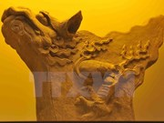 HCM City hosts exhibition on Thang Long Imperial Citadel