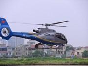 Vietnam helicopter tourism begins