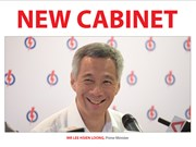 Singapore's PM names three coordinating ministers