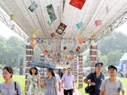 Hanoi Book Festival attracts people of all ages