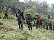 Quang Binh bomb victims receive international support
