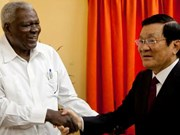 Vietnam resolved to deepen ties with Cuba: State President