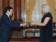 Denmark keen on expanding cooperation ties with Vietnam