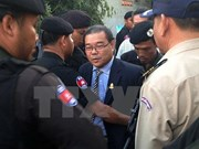 Cambodia court starts trial of opposition senator
