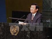 UN Summit participation, Cuba visit illustrate Vietnam active globally
