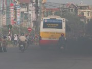Vietnam plans to control air quality